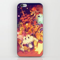 Super Mario RPG iPhone & iPod Skin