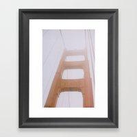 Golden Bay Framed Art Print
