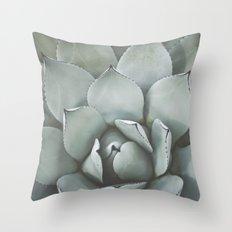 Agave no. 2 Throw Pillow