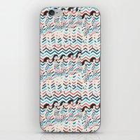 fashion show iPhone & iPod Skin