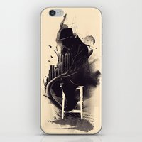 One World, One Mission iPhone & iPod Skin