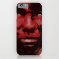 iPhone & iPod Case featuring Santi by quibe
