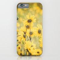 Wild About Saffron iPhone 6 Slim Case