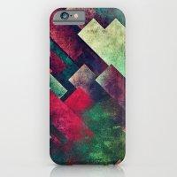 iPhone & iPod Case featuring pyst-wyntyr wyntyr by Spires
