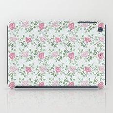 Rose Print iPad Case