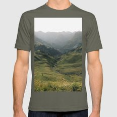 Little People - Landscape Photography Mens Fitted Tee Lieutenant SMALL