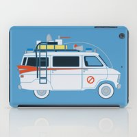 Ecto Van-1 iPad Case