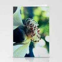 Disheveled flower Stationery Cards