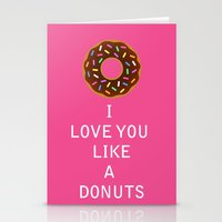 food Stationery Cards featuring food by mark ashkenazi