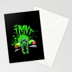 the tmnt Stationery Cards