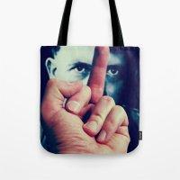 AntiHitler Tote Bag