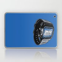 Casio F-105 Digital Watch Laptop & iPad Skin
