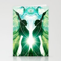 DIVINE REFLECTION Stationery Cards