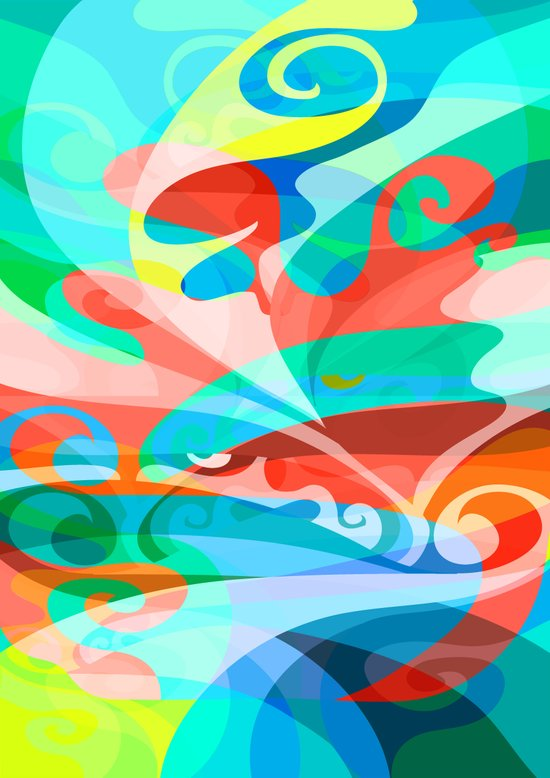 Melo Canvas Print