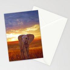 ANIMALS-Elephant baby Stationery Cards