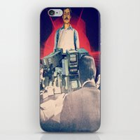 The Initiation of Operative 5 iPhone & iPod Skin