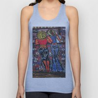 Made in America Unisex Tank Top