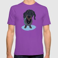 Dapper Dach Mens Fitted Tee Ultraviolet SMALL