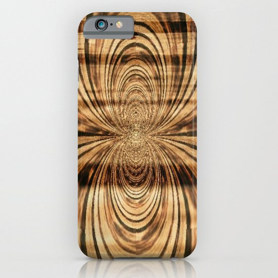 Spider Wood iPhone & iPod Case