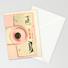 Think Pink Stationery Cards