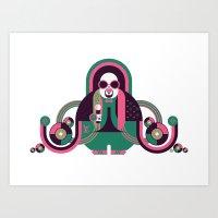 Cee Lo Green Art Print