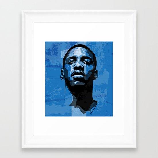 TMac - Orlando edition Framed Art Print