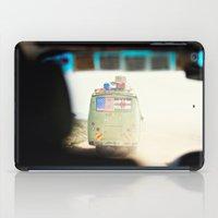 on the road::kenya iPad Case