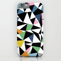 Abstraction Repeat #3 iPhone 6 Slim Case