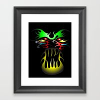 Tatoo-2 Framed Art Print