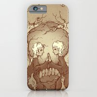 iPhone & iPod Case featuring Summoner's Prayer by Morbid Illusion