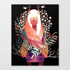 Fonder Canvas Print