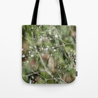 Baby's Breath Tote Bag