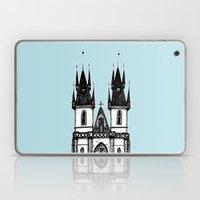 Tyn Church - Prague Laptop & iPad Skin