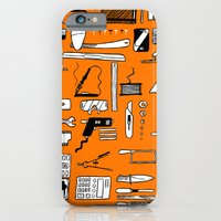 iPhone & iPod Case featuring Make Something by Chris Redford