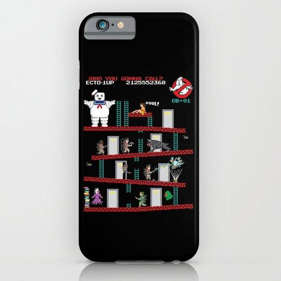 Donkey Puft iPhone & iPod Case