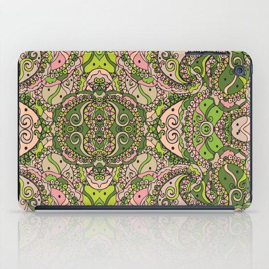 Beautiful morning iPad Case