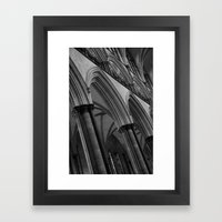 Salisbury Cathedral Framed Art Print