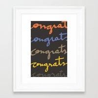 Wer Framed Art Print