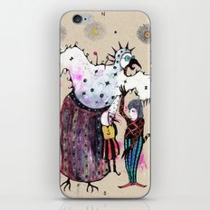 Birdy Mysterium iPhone & iPod Skin