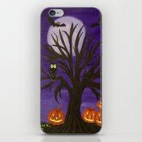 Halloween-2 iPhone & iPod Skin