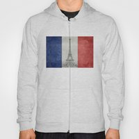 Distressed National Flag… Hoody