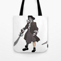 Pirate Prosthetics Tote Bag