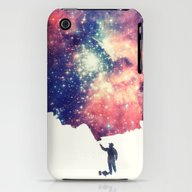 Painting The Universe iPhone (3g, 3gs) Slim Case
