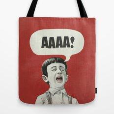 AAAA! Tote Bag