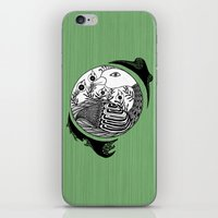 Contained  iPhone & iPod Skin