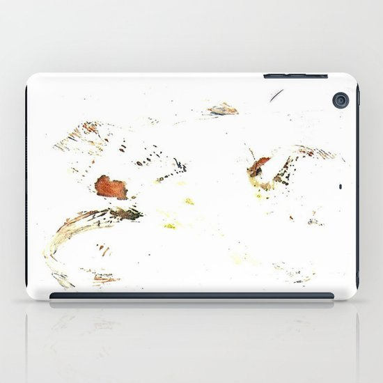 Flower Press iPad Case