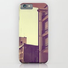 Spring sunset iPhone 6 Slim Case