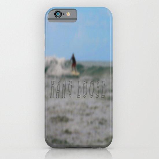 Oahu: Hang Loose iPhone & iPod Case