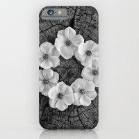 Flower circle iPhone 6 Slim Case