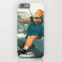 iPhone & iPod Case featuring I Can Do It with No Hands! by Eugenia Loli